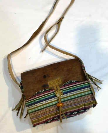 Handmade bag Made in Nepal  BFH-534