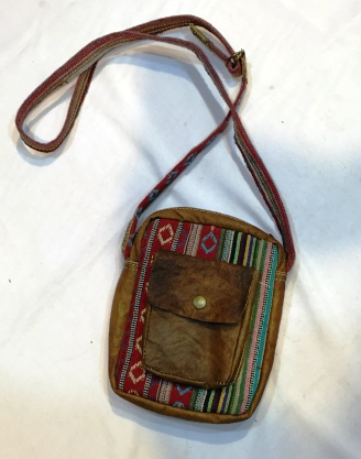 Handmade bag Made in Nepal  BFH-537