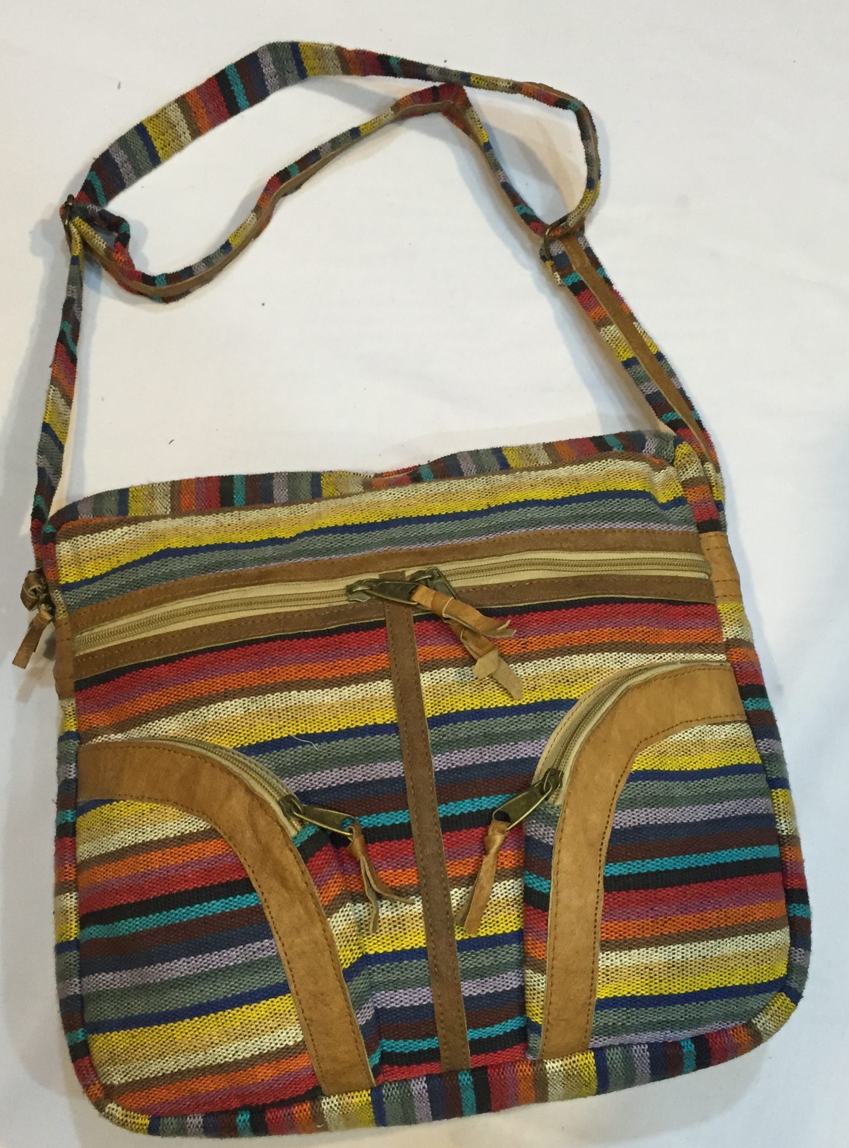 Handmade bag Made in Nepal  BFH-540